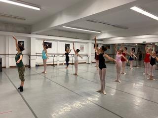 Stage danse- juillet 2020-Maria Gutierrez