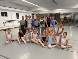 Stage danse classique-Jeanne Albertini- juillet 2020